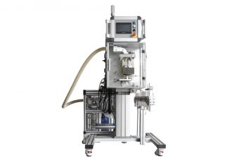 Cutting & Dispensing Machine Turnover Type For WiseMini® Strip Desiccant