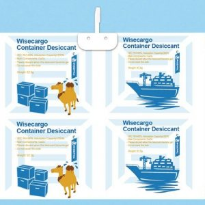 2x4 container desiccant | wisesorbent technology