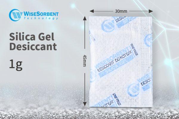 WiseSorbent® Silica gel Desiccant