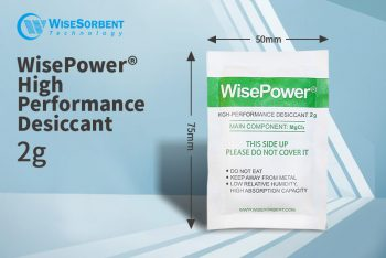 wisepower high performance desiccant 2g