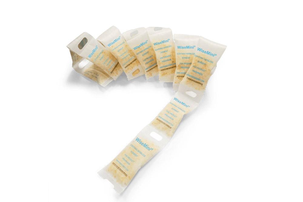 WiseMini® Aihua Paper Strip Desiccant
