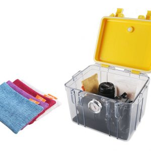 Wisesorb Dehumidifier Shockproof Dry Storage Box