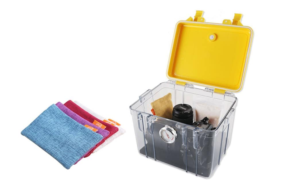 Wisesorb Dehumidifier Shockproof Dry Storage Box