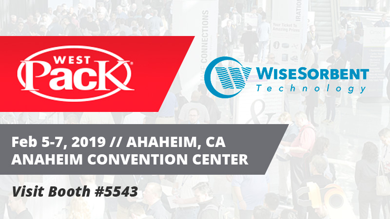 West Pack 2019 - Wisesorbent Technology