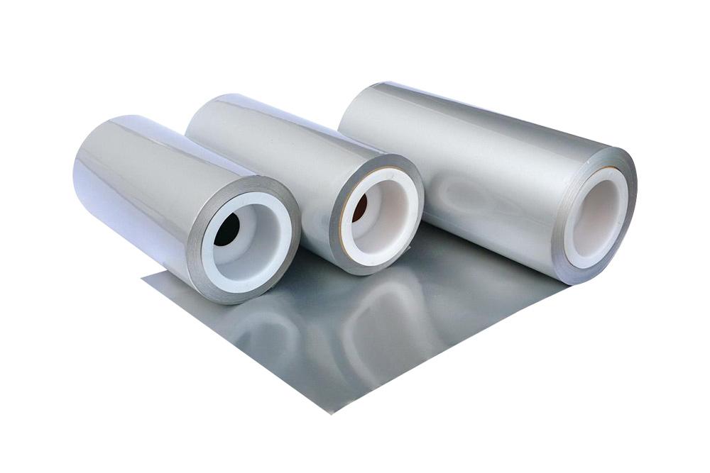 WisePac® aluminum lidding foil