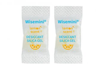 WiseMini® Scented Desiccant Sachets