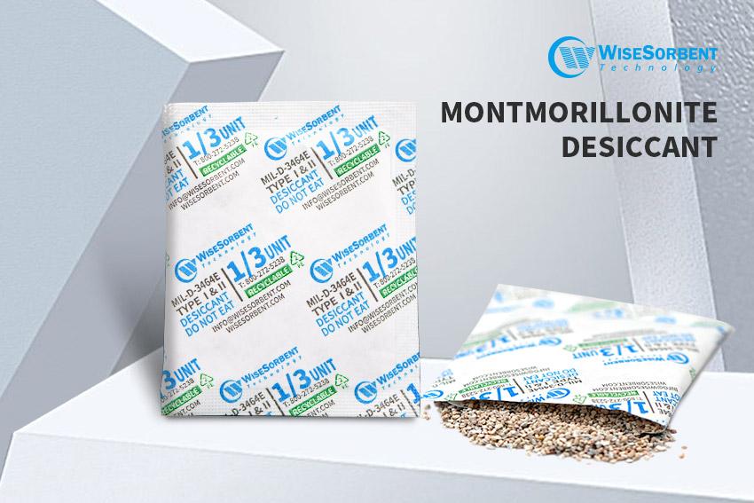 Industrial Montmorillonite Desiccant