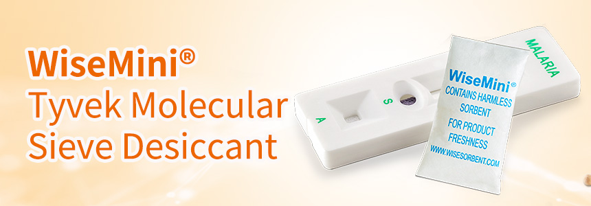 Tyvek Molecular Sieve  Desiccant Sachet