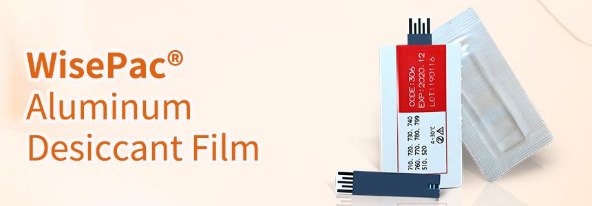 Wisepac Aluminum Desiccant Film