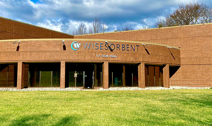 Wisesorbent Technology Company Office New Jersey