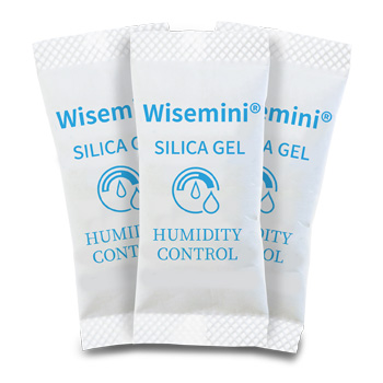 Wisemini Silica Gel Humidity Control Packets