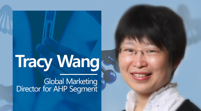 Global Marketing Director for AHP Segment