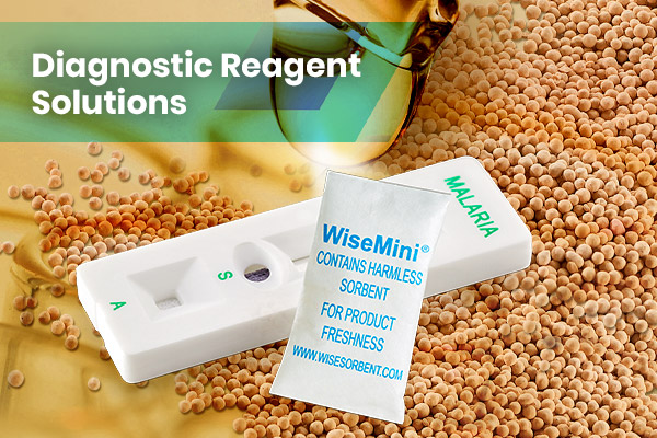 Diagnostic Reagent Industry Desiccant Solutions