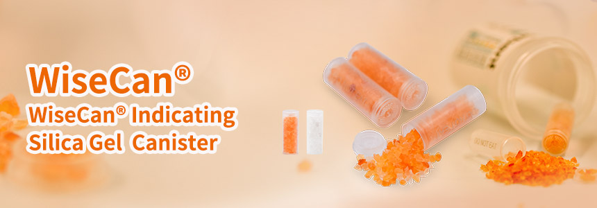 Indicating-silica-gel-canister